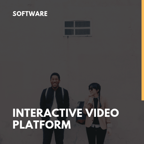 interaktive video plattform