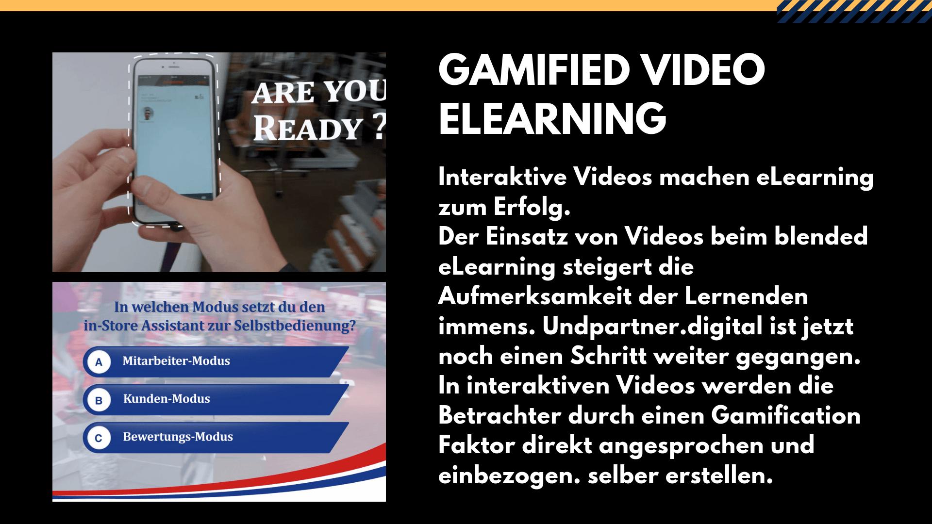elearnig interaktive videos